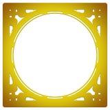 τρισδιάστατη όμορφη διαστατική απεικόνιση τρία πλαισίων αριθμού πολύ εκλεκτής ποιότητας Στοκ φωτογραφία με δικαίωμα ελεύθερης χρήσης