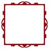 τρισδιάστατη όμορφη διαστατική απεικόνιση τρία πλαισίων αριθμού πολύ εκλεκτής ποιότητας Στοκ Εικόνες