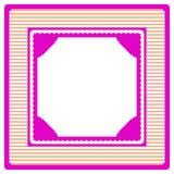 τρισδιάστατη όμορφη διαστατική απεικόνιση τρία πλαισίων αριθμού πολύ εκλεκτής ποιότητας Στοκ Φωτογραφίες