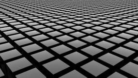 τρισδιάστατοι κύβοι ανα&sigm Στοκ Εικόνα