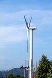 τρισδιάστατος απομονωμένος απεικόνιση αέρας ισχύος Στοκ Φωτογραφία