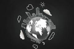 τρισδιάστατος μηχανισμός εργαλείων σύνδεσης έννοιας Στοκ φωτογραφίες με δικαίωμα ελεύθερης χρήσης
