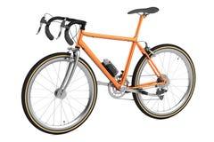 τρισδιάστατος δώστε του αγώνα του ποδηλάτου ελεύθερη απεικόνιση δικαιώματος