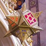 τρισδιάστατο αστέρι απεικόνισης του Δαβίδ Στοκ Εικόνα