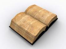 τρισδιάστατο βιβλίο Στοκ φωτογραφίες με δικαίωμα ελεύθερης χρήσης