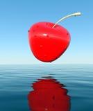 τρισδιάστατο κεράσι Στοκ εικόνα με δικαίωμα ελεύθερης χρήσης