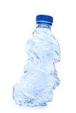 τρισδιάστατο πρότυπο πλαστικό λευκό μπουκαλιών Στοκ Φωτογραφίες