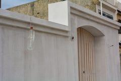 τρισδιάστατο πρότυπο πλαστικό λευκό μπουκαλιών Στοκ Εικόνες