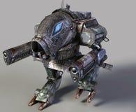 τρισδιάστατο ρομπότ Στοκ εικόνες με δικαίωμα ελεύθερης χρήσης
