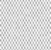 Τρισδιάστατο σχέδιο κύβων γεωμετρικό άνευ ραφής διάνυσμα ανασκόπησης Στοκ εικόνες με δικαίωμα ελεύθερης χρήσης