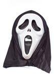 Τρομακτική μάσκα αποκριών Στοκ Φωτογραφίες