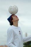 τρομερό κεφάλι ισορροπία& Στοκ φωτογραφίες με δικαίωμα ελεύθερης χρήσης