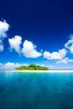 τροπικές διακοπές παραδείσου νησιών Στοκ φωτογραφία με δικαίωμα ελεύθερης χρήσης