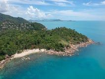 Τροπική παραλία νησιών στοκ φωτογραφίες