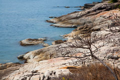Τροπική παραλία στα νησιά Samui, Ταϊλάνδη Στοκ φωτογραφίες με δικαίωμα ελεύθερης χρήσης
