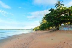 Τροπική παραλία Krabi Ταϊλάνδη AO Nang Στοκ φωτογραφίες με δικαίωμα ελεύθερης χρήσης