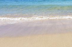 Τροπική παραλία Maui στοκ εικόνες