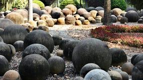 Τροπικός βοτανικός κήπος Nooch Nong Στοκ εικόνα με δικαίωμα ελεύθερης χρήσης