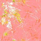 Τροπικός εξωτικός θερινών άνευ ραφής σχεδίων ζουγκλών απεικόνιση αποθεμάτων