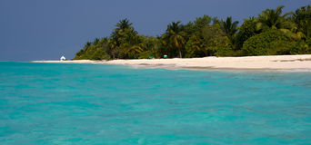 τροπικός κύκλος νησιών στοκ εικόνες με δικαίωμα ελεύθερης χρήσης