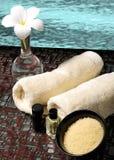 Τροπικός aromatherapy Στοκ εικόνα με δικαίωμα ελεύθερης χρήσης