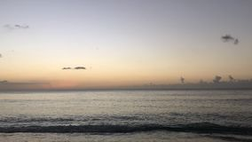 Τροπικό ηλιοβασίλεμα timelapse απόθεμα βίντεο