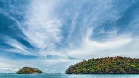 Τροπικό μακρινό νησί στον ωκεανό, Ταϊλάνδη φιλμ μικρού μήκους