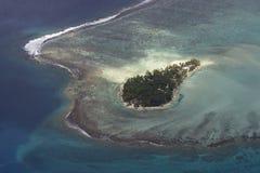 Τροπικό νησί Στοκ Εικόνα