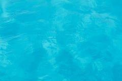 Τροπικό σαφές μπλε θαλάσσιο νερό Στοκ εικόνες με δικαίωμα ελεύθερης χρήσης