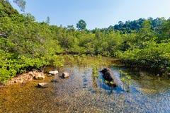 Τροπικό τοπίο Koh Kood Στοκ εικόνες με δικαίωμα ελεύθερης χρήσης