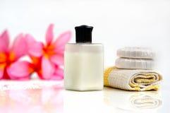 Τροπικό wellness spa & aromatherapy έννοια Στοκ Φωτογραφία