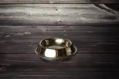 Τροφή κύπελλων της Pet Στοκ φωτογραφία με δικαίωμα ελεύθερης χρήσης