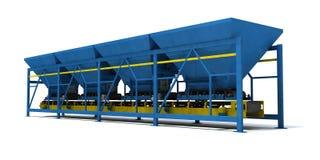 τροφοδότης βιομηχανικός απεικόνιση αποθεμάτων