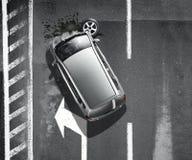 Τροχαίο ατύχημα και ατυχήματα Στοκ Εικόνα