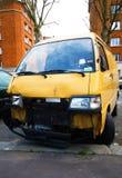 Τροχαίο ατύχημα Στοκ Εικόνες