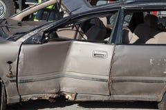 Τροχαίο ατύχημα Στοκ Εικόνα