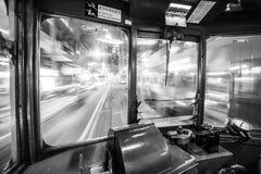 τροχιοδρομική γραμμή το&upsilon Στοκ Εικόνες