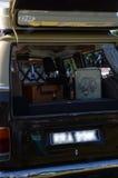 Τροχόσπιτο της VW Στοκ φωτογραφία με δικαίωμα ελεύθερης χρήσης