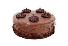 τρούφα σοκολάτας κέικ Στοκ φωτογραφία με δικαίωμα ελεύθερης χρήσης