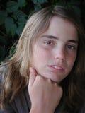 τρυπημένη νεολαία Στοκ εικόνα με δικαίωμα ελεύθερης χρήσης