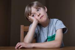 Τρυπημένος νεαρός στοκ εικόνα