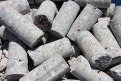 Τρυπώντας με τρυπάνι πυρήνες Στοκ φωτογραφία με δικαίωμα ελεύθερης χρήσης