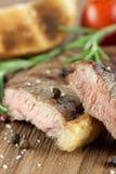 Τρυφερό βόειο κρέας ψητού Στοκ Εικόνες