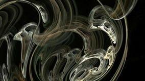 Τρυφερό υπόβαθρο κινήσεων βρόχων καμπυλών αφηρημένο απεικόνιση αποθεμάτων