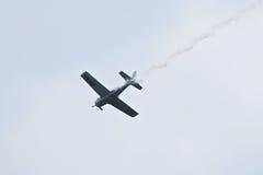 Τρωική στρατιωτική κληρονομιά airshow 2014 ιππέων στοκ φωτογραφίες