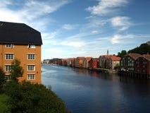 Τρόντχαιμ Στοκ εικόνα με δικαίωμα ελεύθερης χρήσης