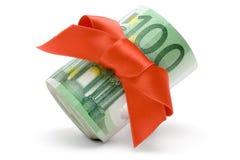 τρόπαιο χρημάτων Στοκ Εικόνες