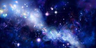 τρόπος αστεριών στοκ φωτογραφία με δικαίωμα ελεύθερης χρήσης