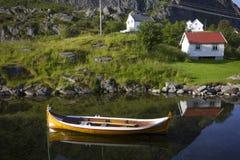 Τρόπος ζωής αλιείας Στοκ φωτογραφία με δικαίωμα ελεύθερης χρήσης