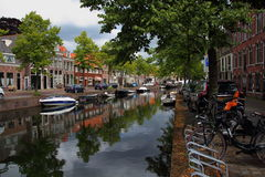 Τρόπος ζωής Hoorn οι Κάτω Χώρες Στοκ εικόνες με δικαίωμα ελεύθερης χρήσης